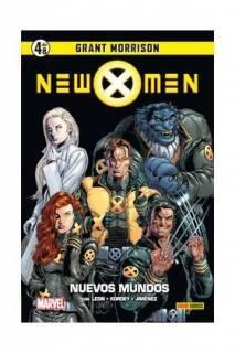 New Xmen 04: Nuevos Mundos (Coleccionable Grant Morrison 04)