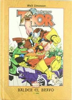 Thor De Walt Simonson 06. Balder El Bravo