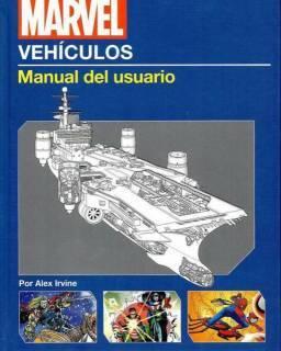 Marvel Vehículos: Manual Del Usuario