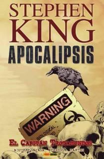 Stephen King Apocalipsis: El Capitán Trotamundos (Panini Argentina)
