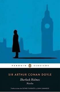 Sherlock Holmes Novelas