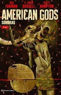 American Gods: Sombras 01 (de 9)
