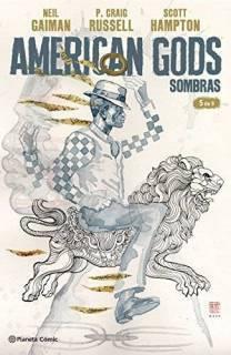 American Gods: Sombras 05 (de 9)