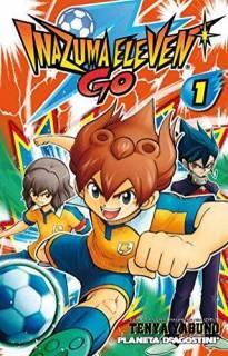 Inazuma Eleven Go 01 (de 7)