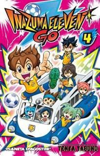 Inazuma Eleven Go 04 (de 7)