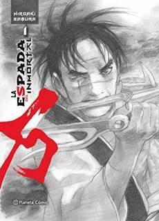 La Espada Del Inmortal Kanzenban 01 (de15)