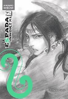 La Espada Del Inmortal Kanzenban 02 (de15)