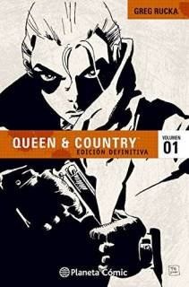 Queen And Country 01 (de 4)