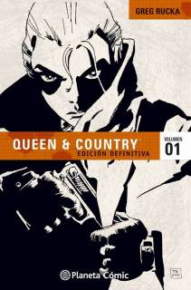 Queen and Country: Completo en 4 tomos (Pack)