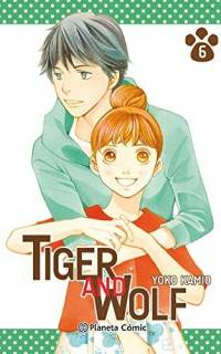 Tiger And Wolf 06/06