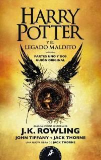 Harry Potter y El Legado Maldito [Tapa Blanda]