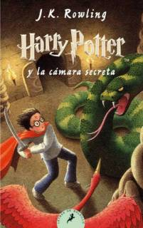 Harry Potter y La Cámara Secreta (Harry Potter 2) [Tapa Blanda]