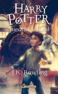 Harry Potter y La Piedra Filosofal (Harry Potter 1) [Tapa Blanda Con Solapas]