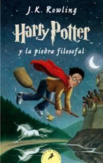 Harry Potter y La Piedra Filosofal (Harry Potter 1) [Tapa Blanda]
