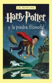 Harry Potter y La Piedra Filosofal (Harry Potter 1) [Tapa dura]