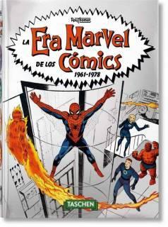 La Era Marvel De Los Cómics 1961–1978 – 40Th Anniversary Edition (Español) Tapa Dura