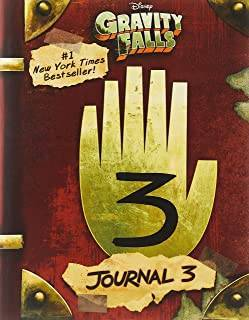 Gravity Falls: Journal 3 (inglés)