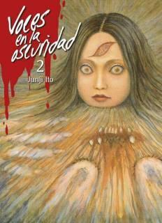 Voces En La Oscuridad De Junji Ito Vol. 2