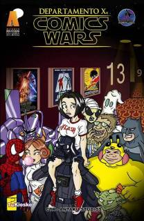 Departamento X Comic Wars