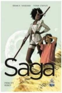 Saga 03: Príncipe Robot