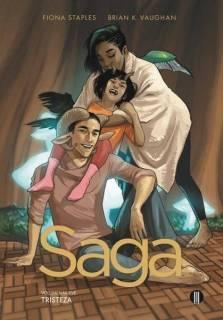 Saga 09 : Tristeza
