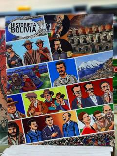Historieta De Bolivia