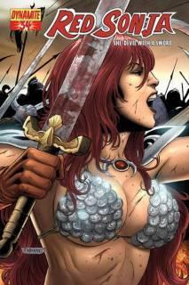 Red Sonja 34