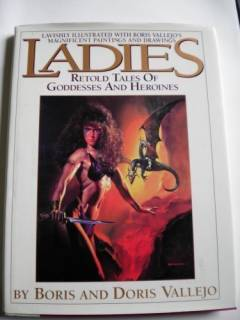 Ladies: Retold tales of goddesses and heroines
