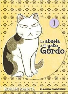 La abuela y su gato gordo 01/08