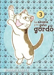 La abuela y su gato gordo 03/08