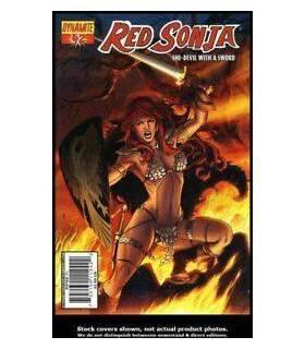 Red Sonja 42