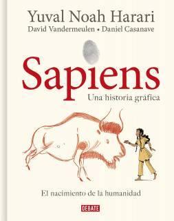 Sapiens, una historia gráfica 01: El nacimiento de la humanidad