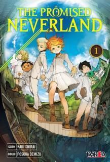 The Promised Neverland 01 (Ivrea Argentina)