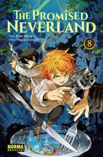 The Promised Neverland 08 (Norma)
