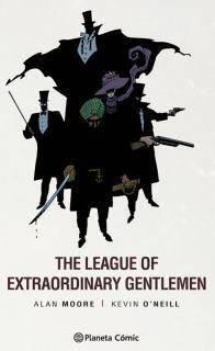 The League of Extraordinary Gentlemen 01/03