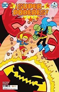 ¡Superpoderes! 04 (De 6)