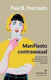 Manifiesto Contrasexsual