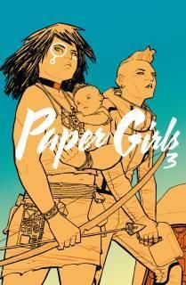 Paper Girls (Tomo) 03/06