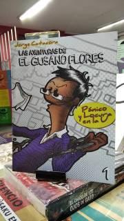 """Las Aventuras De """"El Gusano Flores"""": Pánico y Locura En La U 1"""