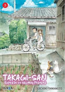 Takagisan: Experta en bromas pesadas 03