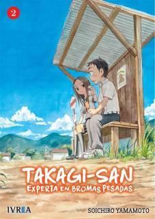 Takagi san: Experta en bromas pesadas 02