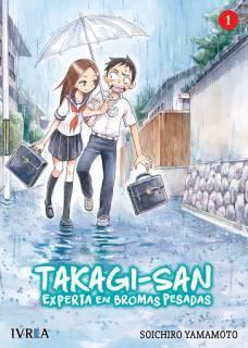 Takagisan: Experta en bromas pesadas 01