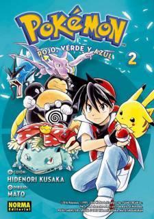 Pokemon 2: Rojo, verde y azul 02
