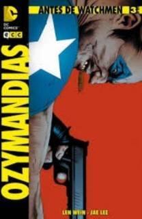 Antes De Watchmen Ozymandias 3 (De 6)