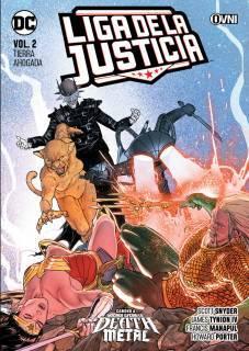 Liga de la Justicia vol. 02: Tierra Ahogada