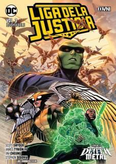 Liga de la Justicia vol. 03: Hawkworld