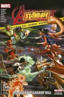 Avengers Standoff: Asalto en Pleasant Hill