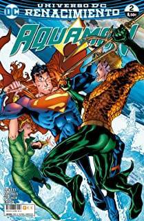 Aquaman 16/2 (Renacimiento)