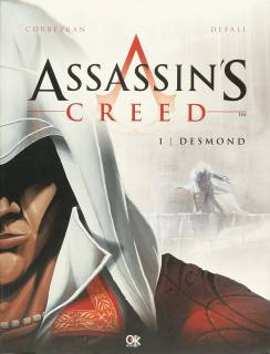 Assassin's Creed 01: Desmond