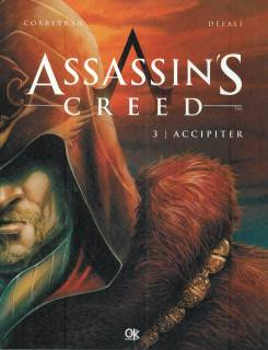 Assassin's Creed 03: Accipiter